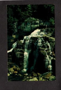 ON Inglis Falls Owen Sound Ontario Canada Carte Postale Postcard
