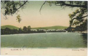 UND/B Bridge & Chemung at Elmira NY New York