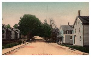 Rhode Island Mapleville , Main Street