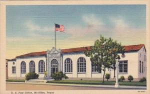 Texas McAllen Post Office 1946 Curteich
