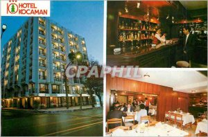 Postcard Modern Hotel Kocaman Izmir