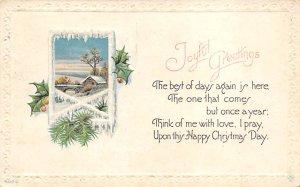 Christmas 1918