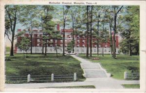 Tennessee Memphis Methodist Hospital 1937