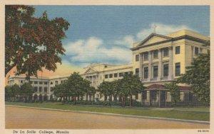 MANILA, Philippines, 1930-40s; De La Salle College