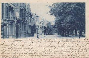 UTRECHT , Netherlands , 1899 ; Maliebaan