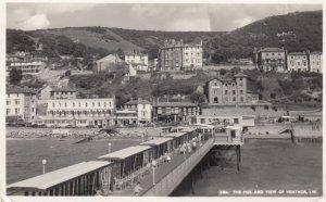 RP: VENTNOR , I.W. , 1950s ; The pier