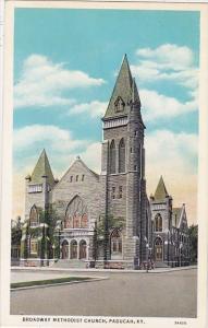 Broadway Methodist Church Paducah Kentucky