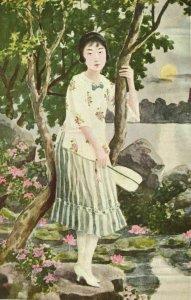 china, MANCHURIA MANCHUKUO, The Manchurian Customs (1910s) Postcard (2)