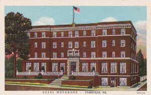 Virginia Farmville Hotel Weyanoke