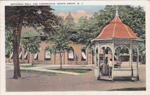 New Jersey Ocean Grove Bethesda Well And Tabernacle