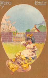 Holiday Easter Postal Used Unknown