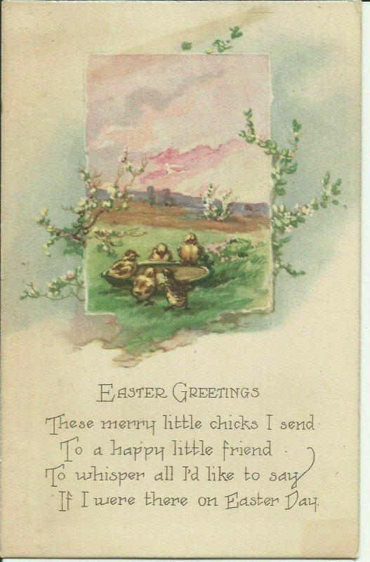 Easter Greetings.. No.7311