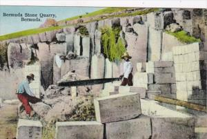 Bermuda Typical Stone Quarry