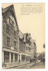 Maison De l'Annonciade, Couvent De Soeurs Dominicaines, Orléans (Loiret), Fr...