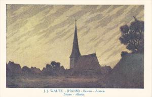 J. J. Waltz, HANSI, Sewen, ALSACE, France, 00-10s