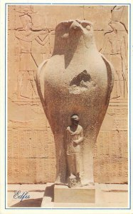 Postcard Egypt Temple of Edfu
