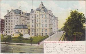 Saint Luke's Hospital - New York City - pm 1906 - UDB