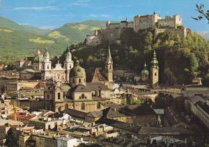 Postal 60367. La villa de los principes. Salzburg (Austria)