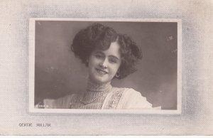 Actress Gertie Miller , 1906