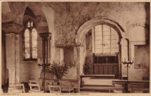 TUCK; WAREHAM, Dorset, England, United Kingdom; St. Martin's Church, 00-10s