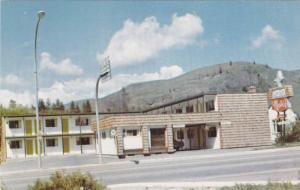 Silver Star Motel, British Columbia, Canada, 40-60s
