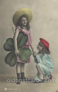 Girl with Flower Children, Child, Postcard Post Card  Girl with Flower