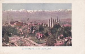 Bird's Eye View of  SALT LAKE CITY, Utah, 1901-1907