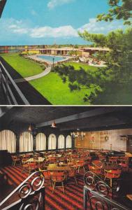 Scenic views of The Holiday Inn, Lexington, Kentucky, 40-60s