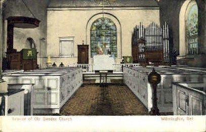 Old Swede's Church - Wilmington, Delaware DE