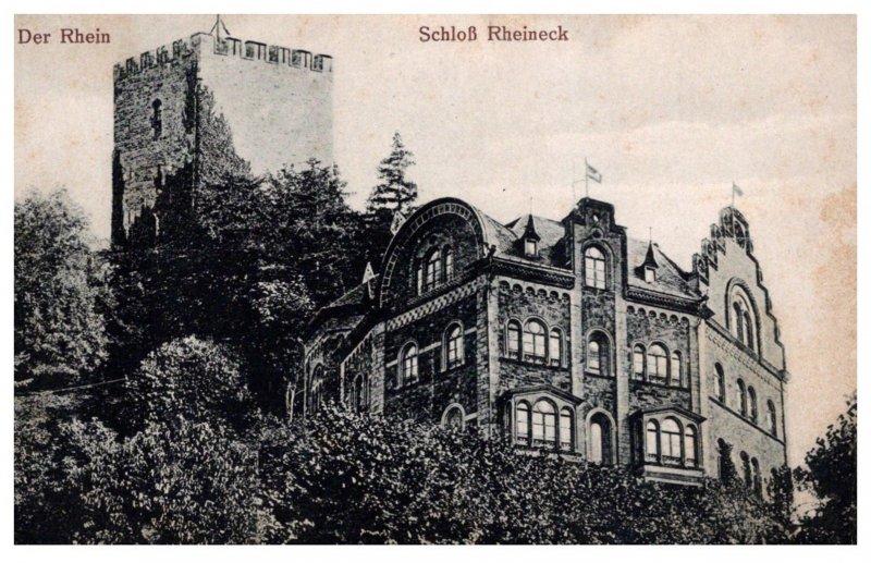 Germany  Der Rhein  Schlob Rheineck