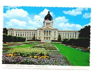 Legislative Building, Regina, Saskatchewan, Photo Gudrum Meyer