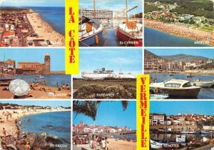 France La Cote Vermeille multiviews Le Barcares Argeles St Cyprien Le Racou