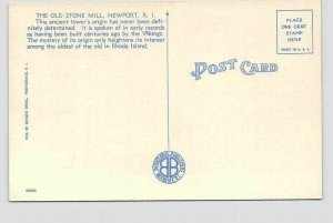 PPC POSTCARD RHODE ISLAND NEWPORT TOURO SYNAGOGUE OLDEST JEWISH SYNAGOGUE IN AME