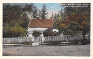 Tarrytown New York~Legend of Sleepy Hollow~Katrina Van Tassel Home~1920 Postcard