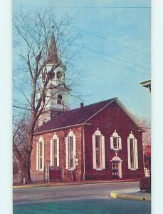 Unused Pre-1980 CHURCH SCENE Middletown Pennsylvania PA p3937
