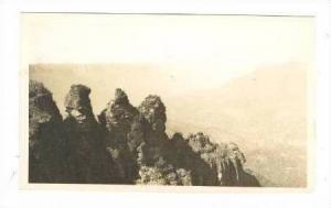 Lithgow, Australia, Three Sisters - Blue Mountains, 1940s