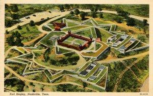 TN - Nashville. Fort Negley