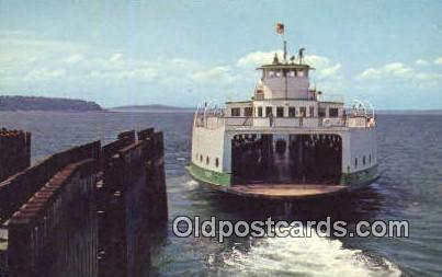 Mv Illahee, Washington State Ferries, Seattle, Washington, WA USA Ferry Ship ...