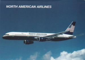 NORTH AMERICAN B757 Airplane , 80-90s
