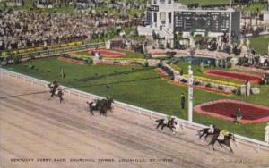 Kentucky Louisville Kentucky Derby Race Churchill Downs