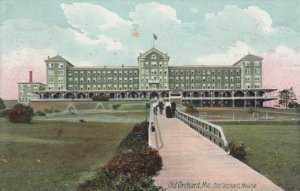 OLD ORCHARD , Maine , 1907 ; Old Orchard House