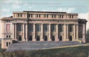 Auditorium, Alaska-Yukon-Pacific Exposition, SEATTLE, Washington, 1908