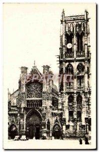 Modern Postcard Dieppe Eglise Saint Jacques