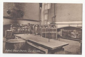 UK Oxford Christ Church The Kitchen Vtg Frith's Series No 57320 Sepia Postcard