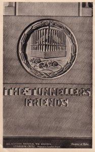 RP; EDINBURGH, Scotland, PU-1957; Scottish National War Memorial, Edinburgh C...