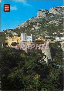 Postcard Modern PRINCIPALITY OF MONACO SAS Palais do. the Prince of Monaco