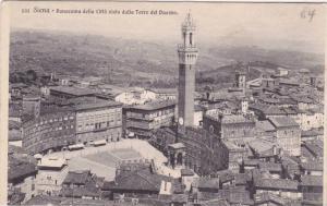 Siena , Italy , 00-10s, Panorama della Citta visto dalla Torre del Duomo