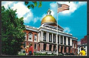 Massachusetts, Boston - The State House - [MA-063]