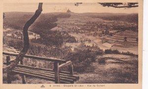 DABO , France , 1910s ; Chapelle St Leon - Vue du Sickert