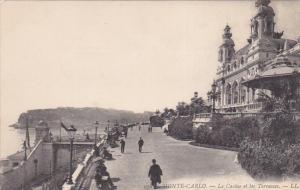 Casino et les Terrasses, MONTE-CARLO, Monaco, 00-10´s